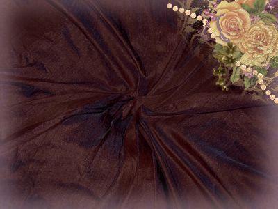 Hazelnut Dupioni Silk