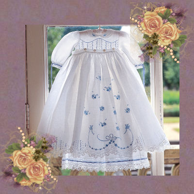 Petite Dress on This Beautiful Christening Gown From Martha Pullens Sew Beautiful S