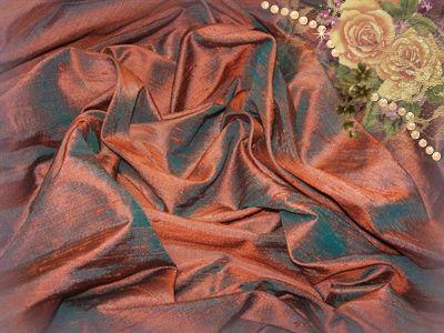 Tajine Dupioni Silk