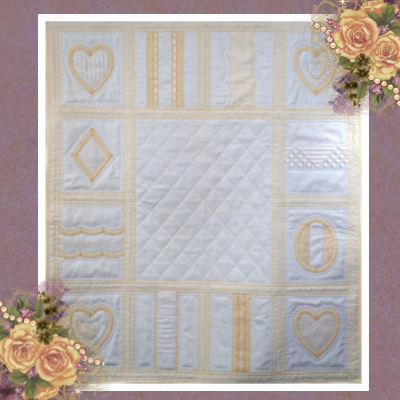 Heirloom Baby Quilts Patterns Baby Patterns